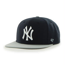 【ラス1】'47 CAPTAIN Yankees Sure Shot SNAPBACK (Navy × Gray)