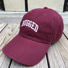 RUGGED ''ARCH LOGO'' adjuster cap (Burgundy)
