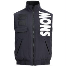 "【Exclusive】POLO RALPH LAUREN ""SNOW BEACH "" VEST (Black&White)"