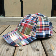 【ラス1】Brooks Brothers adjuster cap (patchwork)