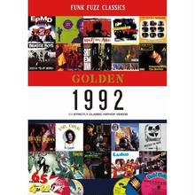 "【残り僅か】GOLDEN ""1992"" classic hiphop videos (DVD)"