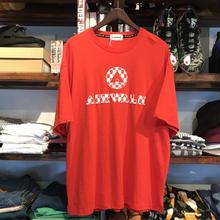 【ラス1】AIR WALK 3D logo tee(Red)