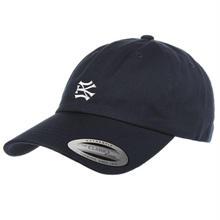 """【残り僅か】SH*T KICKER """"SK LOGO"""" adjuster cap (Navy)"""