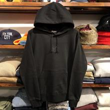 """【ラス1】RUGGED """"TOKYO JOINTS"""" light-oz. sweat hoodie(9.4oz./Black×Black)"""