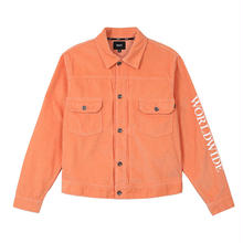 【残り僅か】HUF LENNOX JACKET (Canyon Sunset)