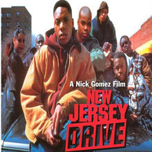 映画『NEW JERSEY DRIVE』unofficial DVD(日本語字幕付)