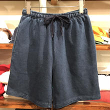 【残り僅か】RUGGED Indigo sweat shorts