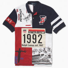 "【Exclusive】POLO RALPH LAUREN ""THE STADIUM 1992 "" MESH POLO SHIRT (S)"