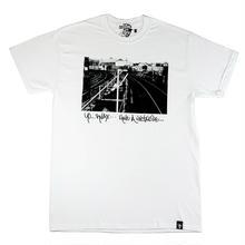 """【ラス1】THE RICKFORD INSTITUTE """"Yorelax"""" tee(White)"""