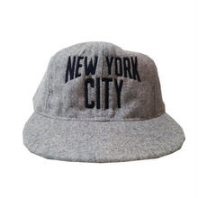 "【残り僅か】COOPERS TOWN ""NEW YORK CITY"" BALL CAP (Gray)"