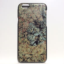 "【残り僅か】visualreports ""REAL FOREST"" iPhone case (Black/6,6S,7,8)"