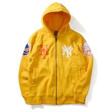 """【ラス1】Majestic """"NEW YORK"""" FULL ZIP PARKA(Yellow)"""
