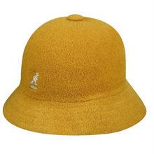 """【ラス1】KANGOL """"BERMUDA"""" CASUAL HAT (Goldie)"""