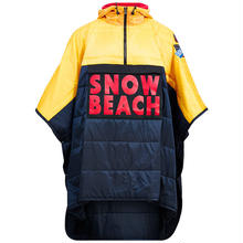 "【Exclusive】POLO RALPH LAUREN ""SNOW BEACH "" Poncho (Multi)"