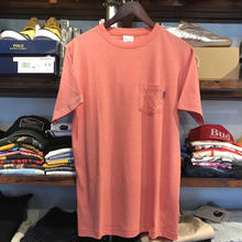 【ラス1】RUGGED on Champion Basic pocket tee (Pink)