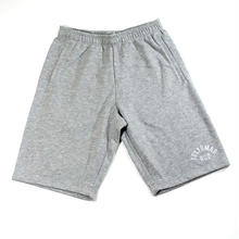 "【ラス1】RUGGED ""TOKYO MAD RGD "" sweat shorts(Gray×Reflector)"