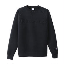 "【残り僅か】Champion  Wrap-Air ""LOGO"" sweat (Black)"