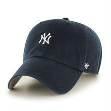 【残り僅か】'47 CLEAN UP Yankees Base Runner adjuster cap (Navy)