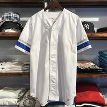 【used】Supreme Twill BaseBall shirt (M)