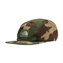 THE NORTH FACE 5 Panel adjuster cap (Camo)
