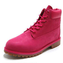 【ラス1】Timberland Premium WaterProof Boot Junior (Pink)