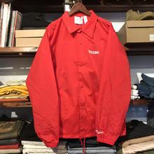 """【残り僅か】Mark Gonzales """"Sphinx"""" coach jacket (Red)"""