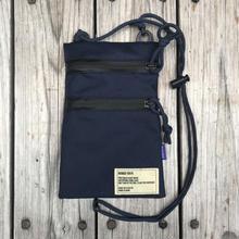 RUGGED sacosh bag (Navy)