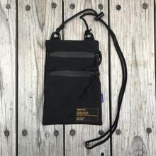 RUGGED sacosh bag (Black)