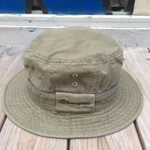 【ラス1】Champion WASHABLE bucket hat (Khaki)