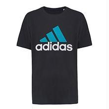 adidas logo tee(Black)