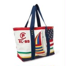 "【ラス1】POLO RALPH LAUREN ""RL-93"" tote bag"