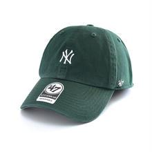 【残り僅か】'47 CLEAN UP Yankees Base Runner adjuster cap (Dark Green)