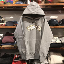 【ラス1】visualreports ''REAL HIGRADE'' heavy weight hoody (Gray)