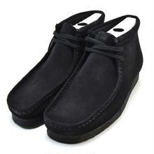 【ラス1】Clarks Wallabee suede boots (Black)