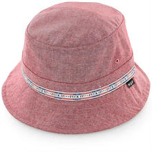 【ラス1】HUF FUCK IT OXFORD BUCKET HAT(red)