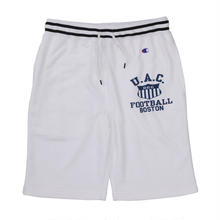 "Champion ""U.A.C FOOT BALL BOSTON"" sweat shorts"
