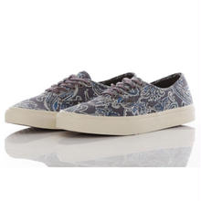 【残り僅か】Vans Authentic CA Paisley (Charcoal )