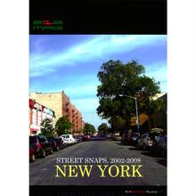 【残り僅か】212.MAG #16 『STREET SNAPS, 2002-2008 NEW YORK』