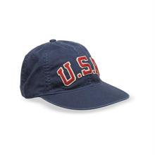 """【ラス1】POLO RALPH LAUREN """"U.S.A"""" adjuster cap (Navy)"""