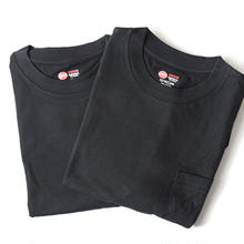 【ラス1】RED KAP pack pocket tee (Black/2枚入)