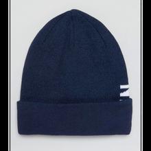 【ラス1】NIKE AIR knit beanie (Navy)