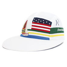 "【ラス1】THE ROHE PROJECT ""REGATTA "" LONG BILL CAP(White)"