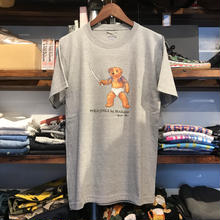 "【ラス1】RUGGED ""POLO JINGI"" tee (Gray/Trunks)"