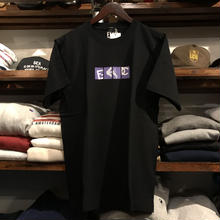 "【ラス1】FESC ""BOX LOGO"" tee(Black/RUGGED別注)"