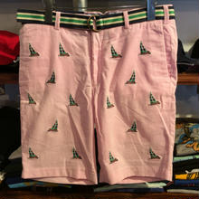 【残り僅か】POLO RALPH LAUREN corduroy belt shorts (Pink)