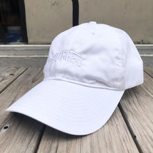 "【残り僅か】RUGGED on NIKE DRI-FIT ""ARCH LOGO"" adjuster cap (White)"