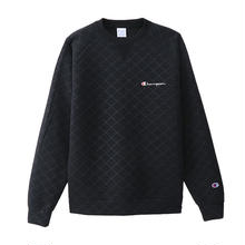 "【残り僅か】Champion  Wrap-Air ""small LOGO"" sweat (Black)"