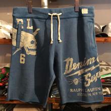 【残り僅か】DENIM &SUPPLY  cut off sweat shorts