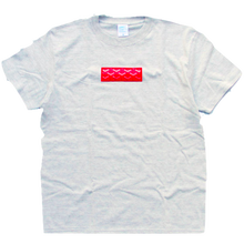 "【残り僅か】AnotA ""GOX"" tee (Gray×Red)"