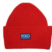 【残り僅か】POLO RALPH LAUREN HI-TECH beanie (Red)